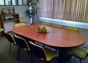 Oficinas con servicio secretarial