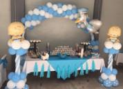 Animación y decoración para tu baby shower