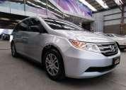 Honda odyssey touring 2012 165000 kms