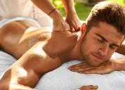 Masajes relajantes y masajes eroticos para hombres