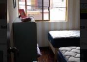 Rento habitaciones dobles en casa espartaco uvm