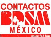 Comunidad bdsm mexico
