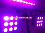 Fiesta neon glow party monterrey san pedro