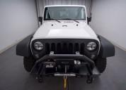 Jeep wrangler rubicon modelo 2014