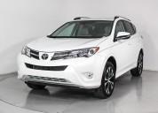 Toyota rav4 limited modelo 2014