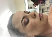 Maquillaje en prácticas