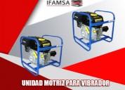 Venta de vibrador para concreto a gasolina
