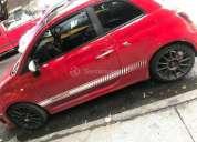 Fiat 500 c 2016 22000 kms