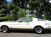 Ford mustang 1973 130000 kms