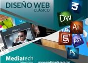 Mediatech curso de diseño web