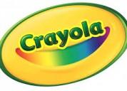 Etiquete botes de crayola desde casa