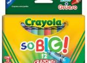 Crayola requiere personal para armar cajas