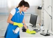 Se solicita persona de limpieza !!! urgente !!!