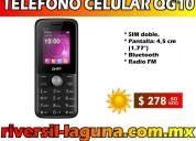 Telefono celular qg10