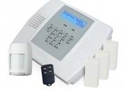 Alarma sistema de seguridad residencial-comercial