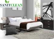 Desinfectado de colchones alfombras