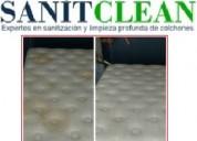 Lavado de colchones sanitizado alfombras