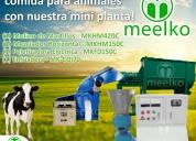 Fabricador de pellets mkfd150c