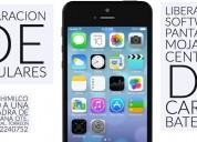 Reparacion de celulares y tablets.