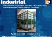 Fabricación de tinas y tanques de polipropileno