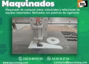 Fabricación de piezas maquinadas en cnc
