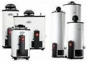 Boilers y calentadores industrial y domestico hesa