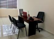 Lanister te ofrece oficinas ejecutivas amuebladas