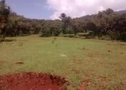 107 hectáreas en venta en morelia
