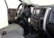 Dodge ram version 1500 modelo 2016