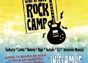 Summer rock y dj camp 2019 curso de verano
