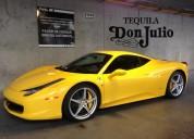 En venta ferrari italia 458 modelo 2012
