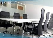 *centro de negocios, sala de juntas