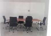Renta de oficina en av. mexico, para 3 personas