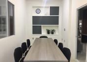 Oficinas administrativas virtuales en renta