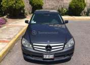 Mercedes benz c 180 2011 118000 kms