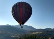 Disfruta de una aventura con elevaciones y vuelos