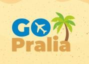 Gopralia agencias de viajes