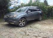Acura mdx 2009 166347 kms