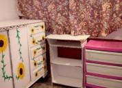 Roomies  damas  cuarto amueblado col.roma condesa