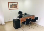 Oficina virtual con domicilio fiscal y comercial