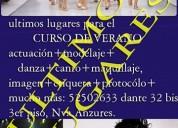 NIÑOS NIÑAS ACTUACION CANTO BAILE ESCUELA FAMOSA