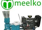 Peletizadora diesel modelo mkfd300a