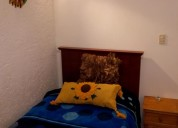 Rento cuarto para dama col.roma roomie dama barato