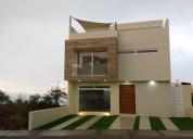 Casa nueva en venta en zibata, queretaro