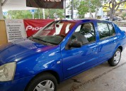 Nissan platina 2006 azul impecable estandart clima