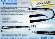 Lanyard, cinta para credenciales yokadi