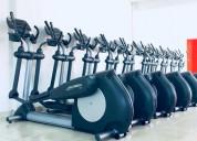 Elípticas profesionales life fitness 91x