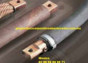 Trenzas de cobre