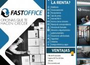 Renta oficinas en blvd. linda vista, aguascaliente