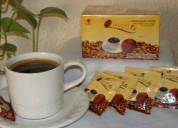 Venta de cafe con ganoderma